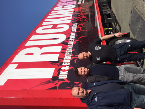 TRUCKINGBY With Rick At Rhyl!