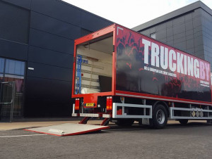 TRUCKINGBY Support Gary Numan On Part 2 Of His Savage 2018 Tour