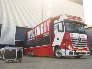 More Mercedes Actros Euro 6 For Brian Yeardley