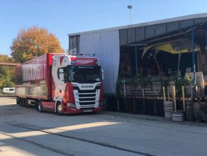 TRUCKINGBY Support 3 Days Grace For The Second Year Running On Their Uk & European Fall Tour