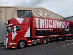 TRUCKINGBY Hit The Right Notes On Their First Year Touring With Liz Hobbs Group