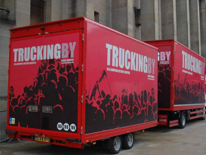 TRUCKINGBY Supply The Perfect Truck To American Two Times Grammy Award Winner Melissa Etheridge
