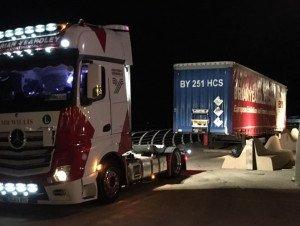 TRUCKINGBY Helps To Illuminate Blackpool