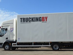 TRUCKINGBY Adds Another Smaller Truck To Meet Growing Client Needs