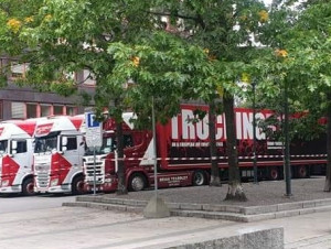 TRUCKINGBY Truck 'riot Games' Across Europe On Their Sell Out Tournaments