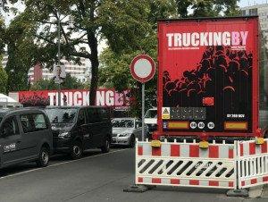 8 Trucks To Tempodrom, Berlin