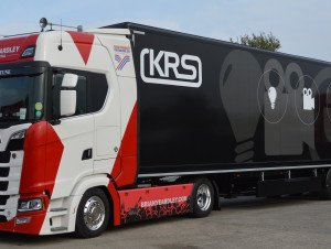 TRUCKINGBY Become Part Of The Ultimate Support Act