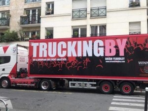 TRUCKINGBY Go Out On Tour Again With Kiefer Sutherland