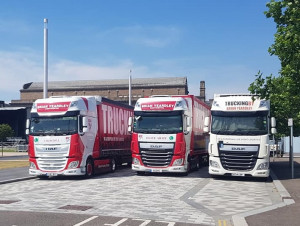 TRUCKINGBY Support Little Mix's 2018 Outdoor Shows