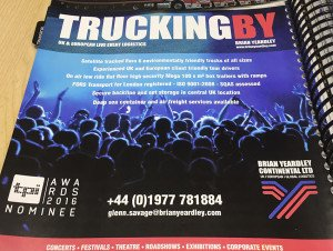 Usa Brand Promotion For TRUCKINGBY