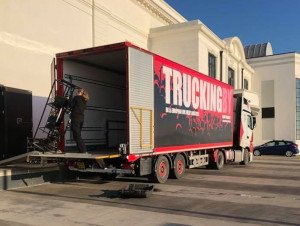 TRUCKINGBY Move Into Theatre Touring