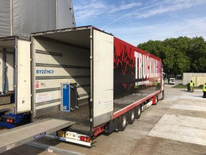 Wilkinson Hits The Road Again With TRUCKINGBY