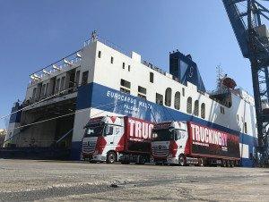 TRUCKINGBY Visit Malta